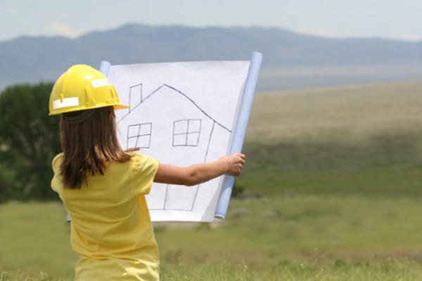 building-plot
